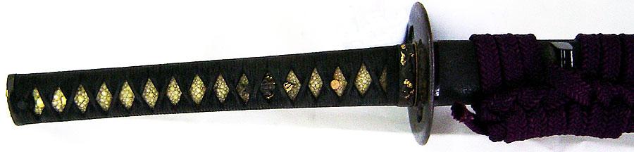 日本刀 長曽祢興里入道虎鉄(と銘有り)(刀身2)