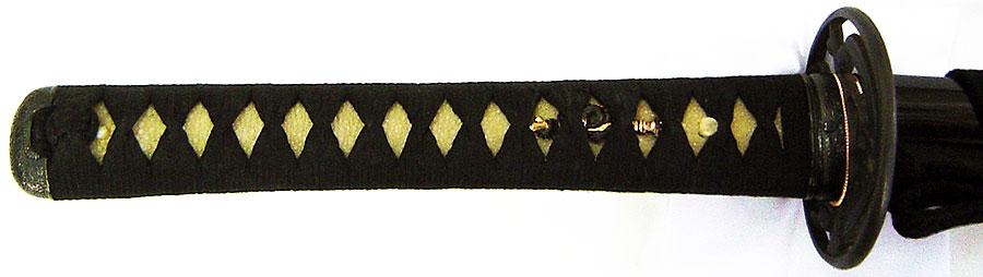 日本刀 竹下泰国作(刀身2)