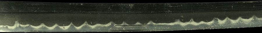 陸奥会藩住兼春(刀身2)