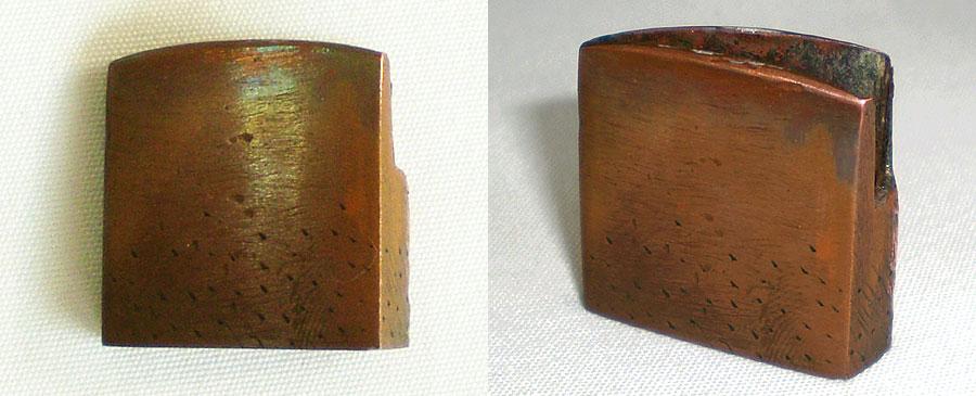 日本刀(短刀) 丹波守吉道(刀身2)