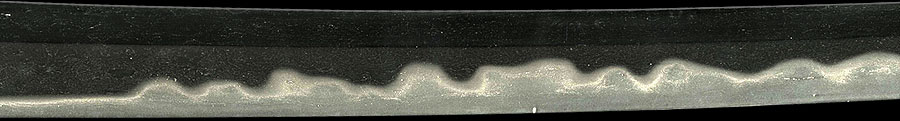 日本刀 摂津守橘忠行(刀身2)