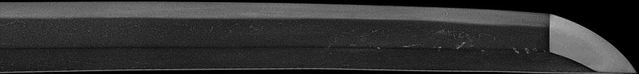 日本刀 於紀州文珠重国(二代南紀重国)(刀身4)
