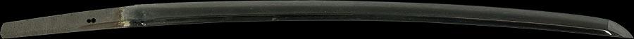 日本刀 備前国長船祐定作・備州長船則光 文正元年八月日(全体1)