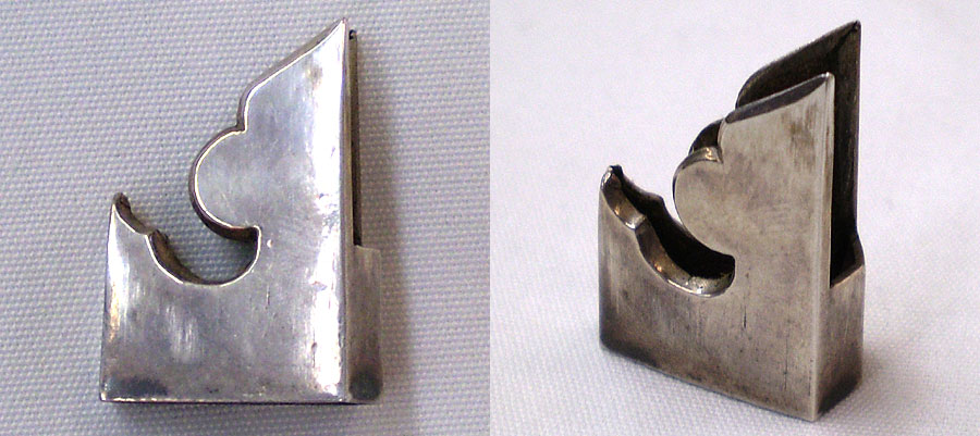 日本刀(短刀) 資正作(和泉) (刀身2)