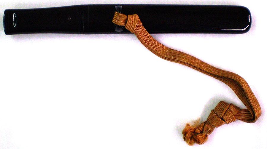 日本刀(短刀) 月山貞一(花押)(刀身2)