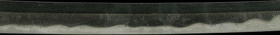 日本刀 伝 宇多(刀身2)