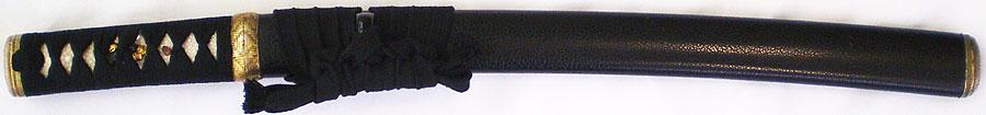 日本刀(短刀)伝 兼元(刀身2)