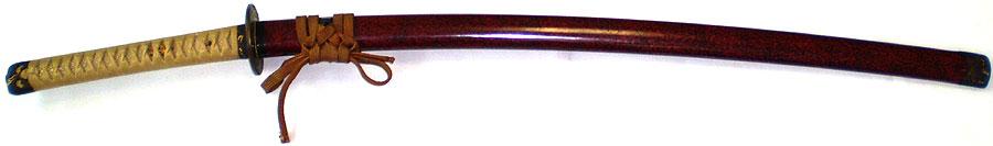 日本刀  作陽士細川正義(刀身2)