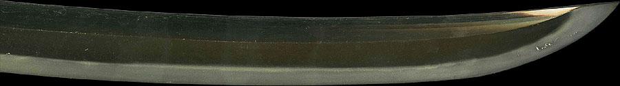 日本刀  清綱(二王)(刀身1)