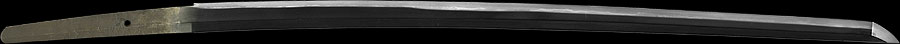 日本刀  波平住大和介平行安(六十三代)(全体1)