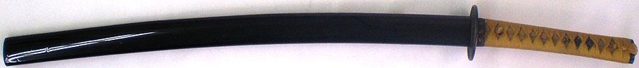 日本刀  二十七代孫六兼秀(刀身2)