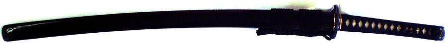 日本刀(軍刀) 濃州関住宗忠鍛之(刀身2)