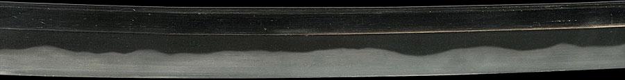 日本刀  濃州関住兼門作之(刀身2)