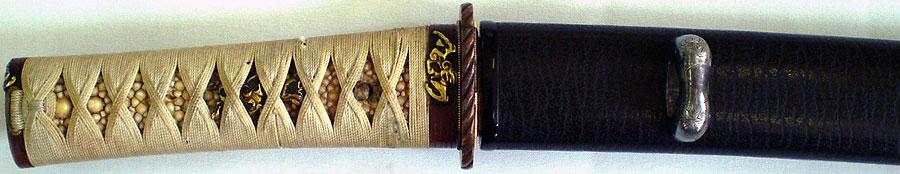 日本刀  兼房作(刀身2)