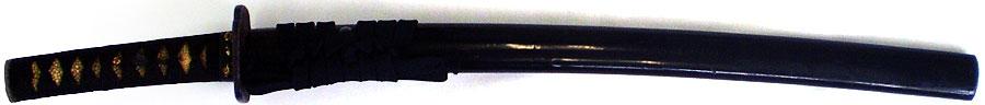 日本刀  二王国助(刀身2)