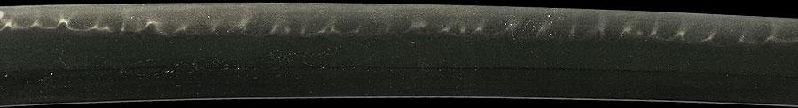 日本刀  横山加賀介藤原祐永 天保十年八月日(刀身1)