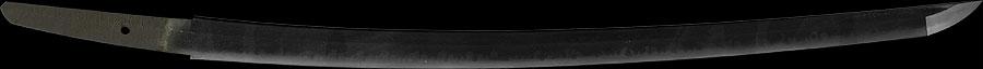 日本刀  和泉守盛綱(全体2)