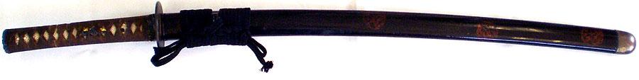 日本刀  忠光(刀身2)