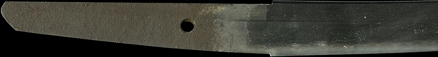 日本刀  大和守源兼信作(刀身2)