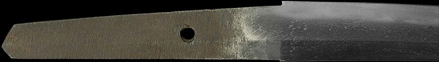 日本刀  伝越前関(刀身1)