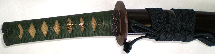 日本刀  伝末関(刀身2)
