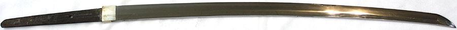 日本刀  軍陣刀(刀身3)