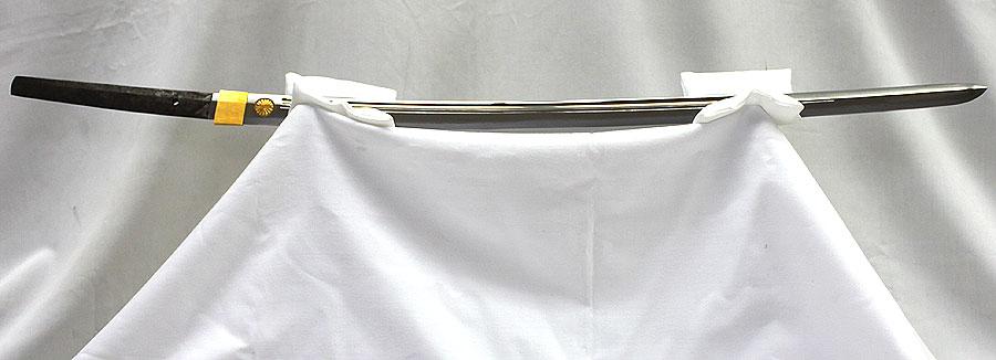 日本刀  元帥刀 法華三郎信房(刀身1)