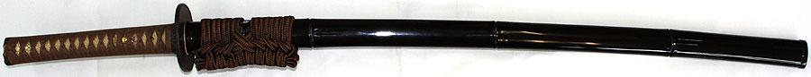 日本刀  和泉守兼定(刀身1)