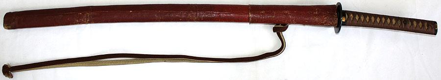 日本刀  無銘(刀身1)