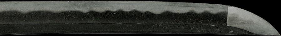 日本刀  伝法城寺正弘(刀身3)