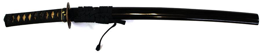 日本刀  伝法城寺正弘(刀身1)