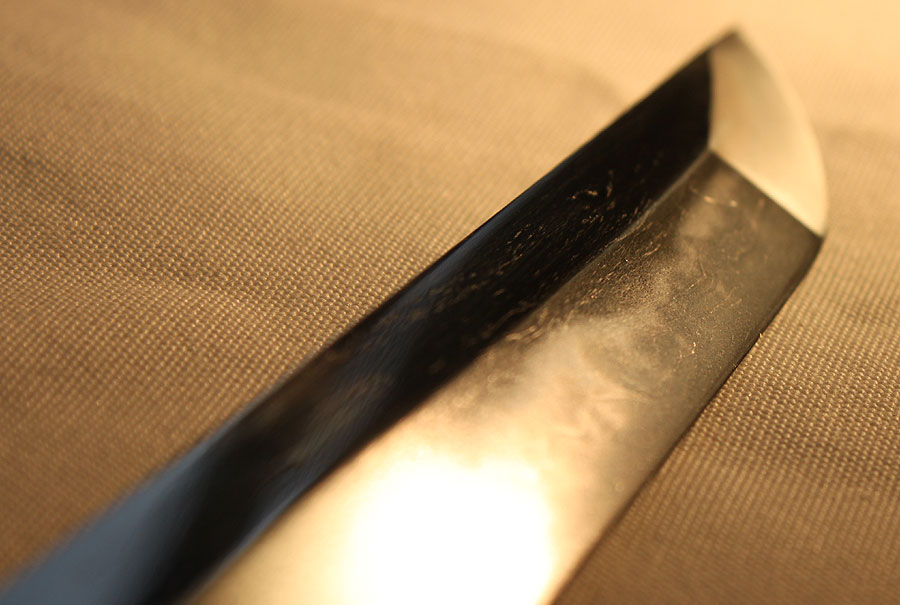 日本刀  小反(刀身1)