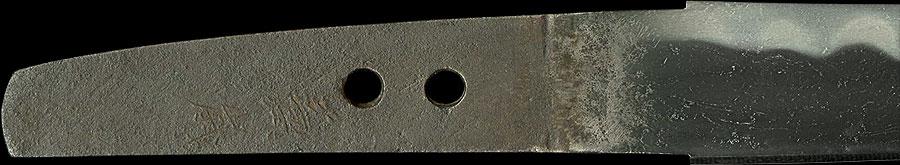 日本刀  兼歳(刀身1)