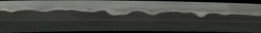 日本刀  和泉守国貞(井上真改)(刀身3)