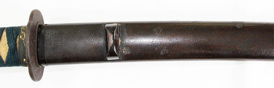日本刀  兼長(刀身1)