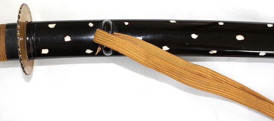 日本刀  寿命(大名の元服用剣)(刀身1)