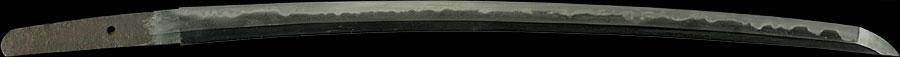 日本刀 伝越前関(備前長船与三左衛門祐定写)