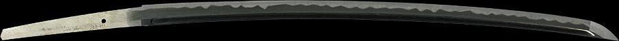 日本刀  二十七代兼元(全体1)