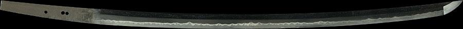 日本刀  伝平高田(全体2)