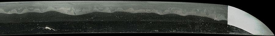 日本刀  伝平高田(刀身3)