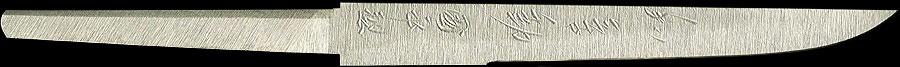 日本刀  国平製(大小刀)(全体2)