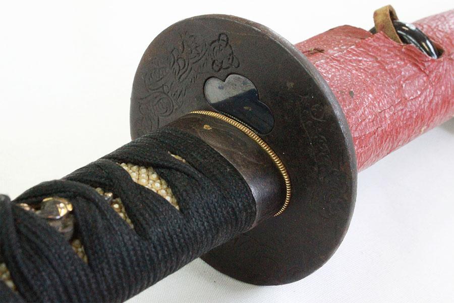 日本刀  因幡國兼賀(刀身3)