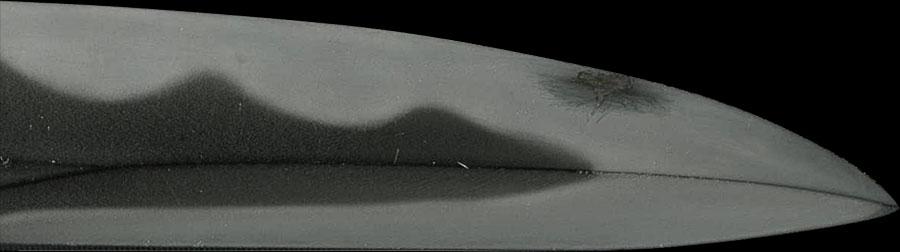 日本刀  お守り短刀(刀身3)