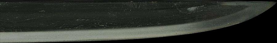 日本刀  菊池槍直し短刀(刀身3)