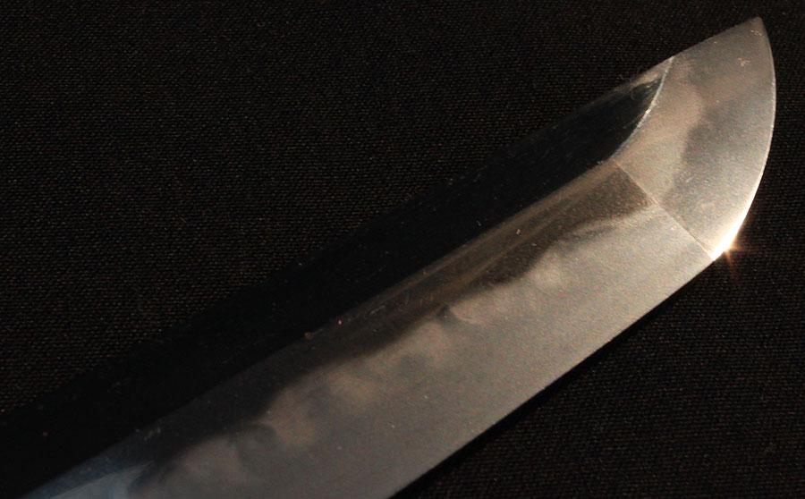 日本刀  摂州住藤原助廣(刀身3)