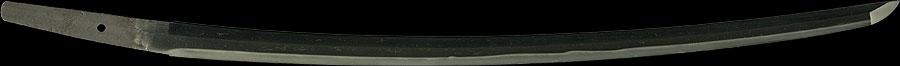 日本刀  包清(手掻・時代永享室町前期)(全体2)
