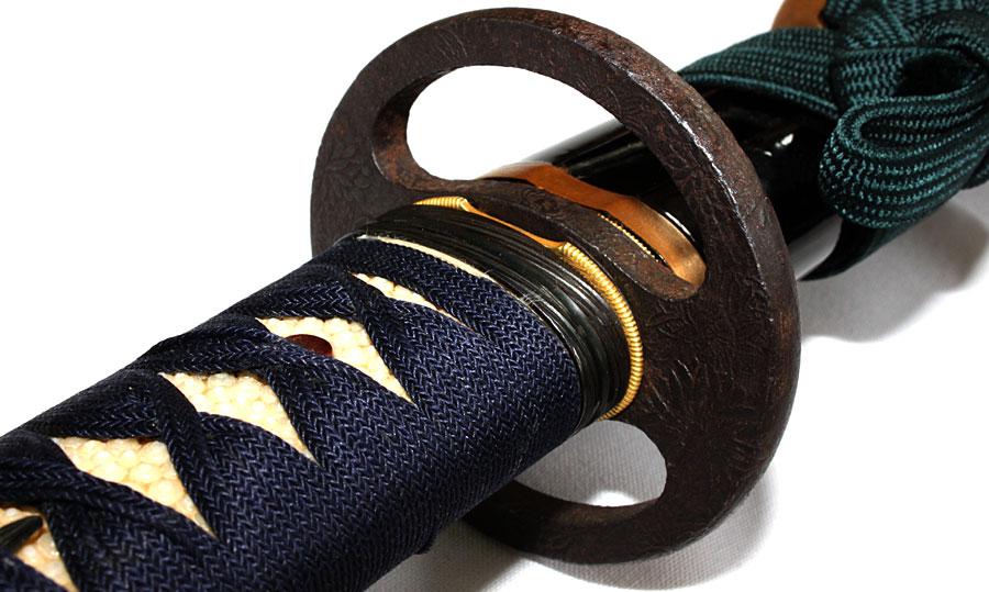 日本刀  源良近之作(皇宮衛士専属の刀工)(刀身3)