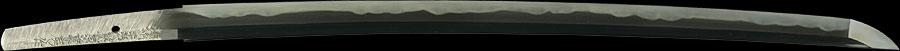 日本刀  濃州二十三代藤原兼房作(岐阜県重要無形文化財)(全体1)