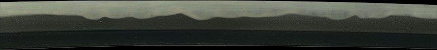 日本刀  濃州二十三代藤原兼房作(岐阜県重要無形文化財)(刀身3)