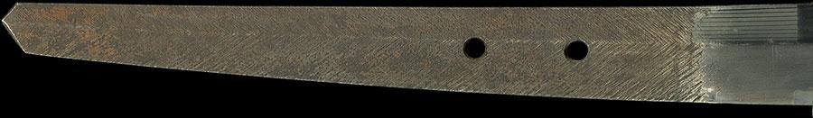日本刀  関之兼則(刀身3)